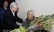 Tổng Bí thư, Chủ tịch nước chúc thọ nguyên Tổng Bí thư Đỗ Mười 101 tuổi