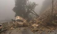 Tê liệt tuyến giao thông huyết mạch nối Việt Nam - Lào vì sạt lở đất, đá