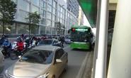 Đề xuất các phương tiện đi vào làn BRT từ nửa đêm đến rạng sáng