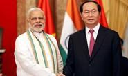 Chủ tịch nước thăm Ấn Độ, ký hiệp định hợp tác quốc phòng - an ninh