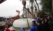 Thanh Hóa bác việc làm bánh giầy 3 tấn dâng vua Hùng