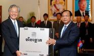 Mặt trận viện trợ trái chiều ở Campuchia