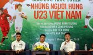 Giao lưu với các tuyển thủ U23 quốc gia: Tình đoàn kết làm nên chiến tích lịch sử