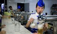 """Triều Tiên công bố bia """"độc quyền"""""""