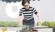 Ngô Thanh Vân, Jun Phạm nấu bánh chưng tặng người nghèo