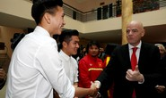 FIFA vinh danh đội tuyển Việt Nam vì những đột phá bất ngờ