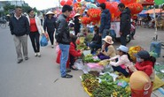 Độc đáo phiên chợ Gò đầu năm
