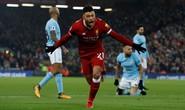 Klopp phấn khích văng tục khi Liverpool hạ đẹp Man City