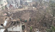 Bắc Ninh: Nổ lớn vùi lấp 5 ngôi nhà, 9 người thương vong