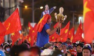 Cả Sài Gòn rực đỏ mừng U23 Việt Nam và HLV Park Hang Seo
