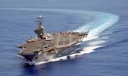 Biên đội tàu sân bay Mỹ đến Việt Nam ngày 5-3