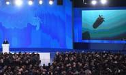 Thông điệp trước bầu cử của ông Putin