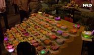 Rực rỡ màu sắc lễ hoa đăng tại chùa Ông - TP Biên Hòa