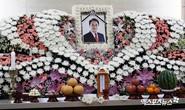 Gia đình Jo Min Ki sốc nặng, đám tang riêng tư