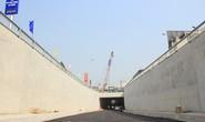 Cận cảnh hầm chui 3 tầng sắp đưa vào sử dụng ở TP HCM