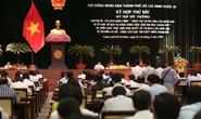 HĐND TP HCM khai mạc kỳ họp bất thường