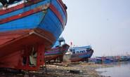 Hàng ngàn ngư dân mất việc do cửa biển bồi lắng