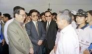 Nguyên Thủ tướng Phan Văn Khải: Anh em lái xe, phục vụ vất vả lắm