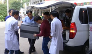 CSGT mở đường đưa hai quả tim, thận về Bệnh viện Chợ Rẫy