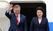 Tổng thống Hàn Quốc bắt đầu thăm Việt Nam, gặp đội U23 Việt Nam