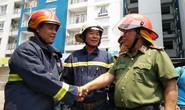 Bộ Công an khẩn trương điều tra vụ cháy chung cư Carina