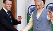 Ấn Độ kết chuỗi ngọc trai đọ với Trung Quốc