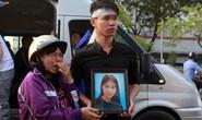 Đẫm lệ khi xe tang đưa 3 nạn nhân ghé chung cư Carina