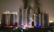 Nhiều chủ đầu tư khốn khổ sau vụ cháy chung cư Carina