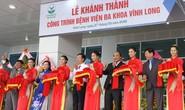 Thủ tướng Nguyễn Xuân Phúc dự lễ khánh thành bệnh viện 800 giường tại Vĩnh Long