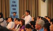 Người lao động đối thoại thẳng thắn với lãnh đạo tỉnh