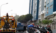 Cháy chung cư Carina: Tạm đình chỉ Phó Trưởng Phòng Cảnh sát PCCC quận 8