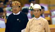 Tân tổng thống Myanmar là người nhà của bà Suu Kyi