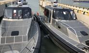 Mỹ chuyển giao 6 xuồng tuần tra phản ứng nhanh cho Việt Nam