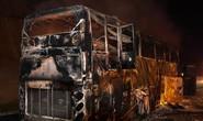 Cháy xe buýt, 37 người thiệt mạng