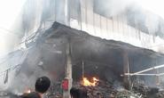 Hà Nội: Cận cảnh cháy lớn ở chợ Quang rộng hàng ngàn m2