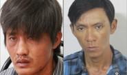Bị phát hiện trộm cắp, 2 thanh niên nghiện ma túy dùng kéo đâm công an bị thương
