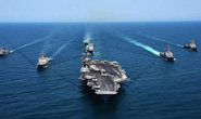 Bộ Quốc phòng thông tin về chuyến thăm Việt Nam của tàu sân bay Mỹ