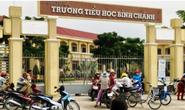 Ông Võ Hoài Thuận: Tôi không ép, cô giáo tự quỳ (!?)