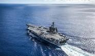 (Infographic) - Siêu tàu sân bay USS Carl Vinson đến Việt Nam có gì?