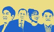 Cận cảnh 4 gương mặt tỉ phú đô la của Việt Nam