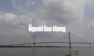 Cầu Cao Lãnh dự kiến khánh thành vào cuối tháng 4