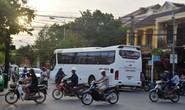 Hội An đang quá tải xe khách du lịch