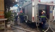 Cháy nhà 2 tầng kinh doanh cà phê và phòng trọ ở Tân Bình