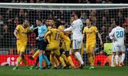 Thảm họa trọng tài ở Champions League