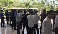 Các bên dàn trận khi khách sạn Bavico bị thu giữ tài sản