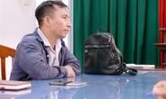 Khởi tố đối tượng cầm dao dọa giết phóng viên