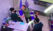 Bác sĩ BV Xanh Pôn bị người nhà bệnh nhân đấm liên tiếp vào mặt