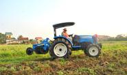 Máy kéo thương hiệu THACO xuất xưởng phục vụ nông nghiệp