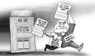 Bắt cán bộ thuế ở Ninh Thuận dùng sổ đỏ để lừa đảo trên 3 tỉ đồng