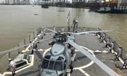 Ba tàu Hải quân Hoàng gia Úc vừa cập cảng Sài Gòn